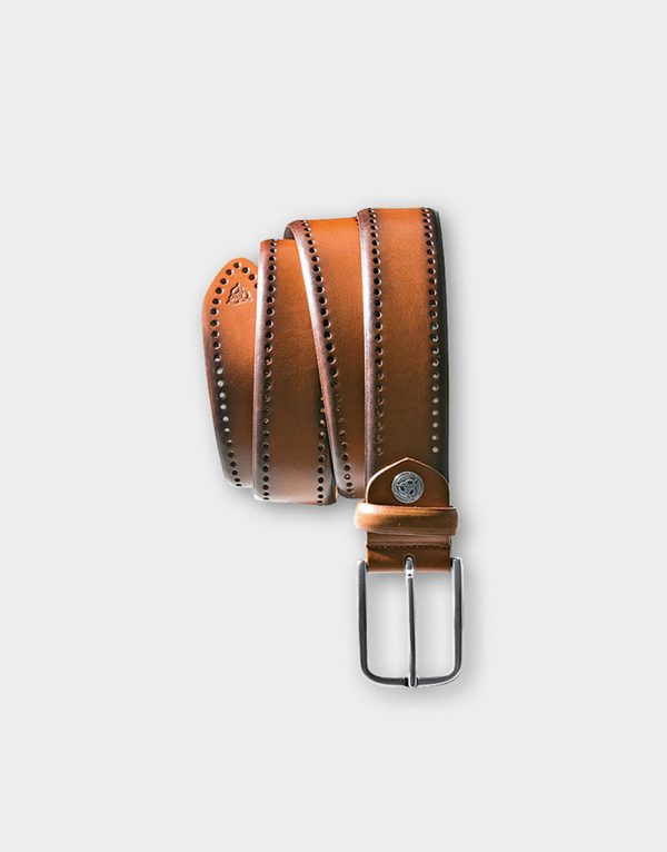 Curea Roy Robson Open Spirit Look - Belt Leather Brown 250 Lei