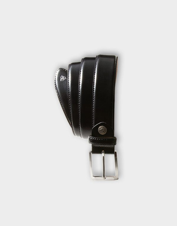 Curea Roy Robson Strong Vision Look - Belt Leather Black 150 Lei