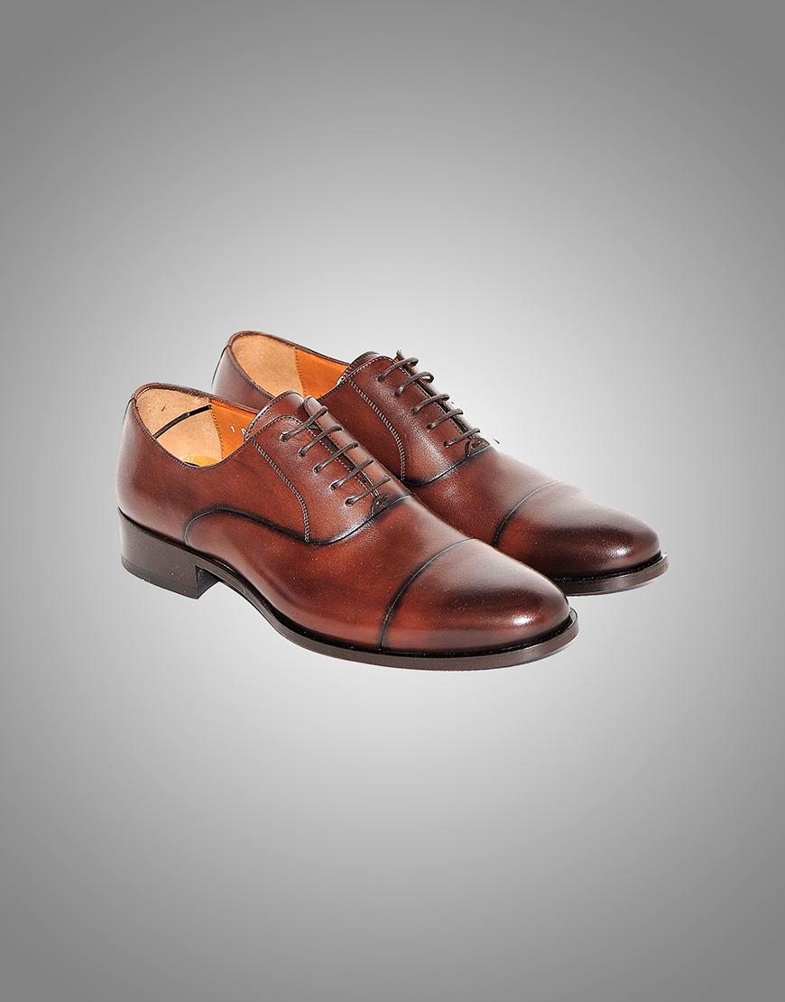 Pantofi Derby Brown 650 Lei
