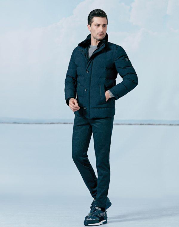 Geaca AW Black Fur 780 Lei
