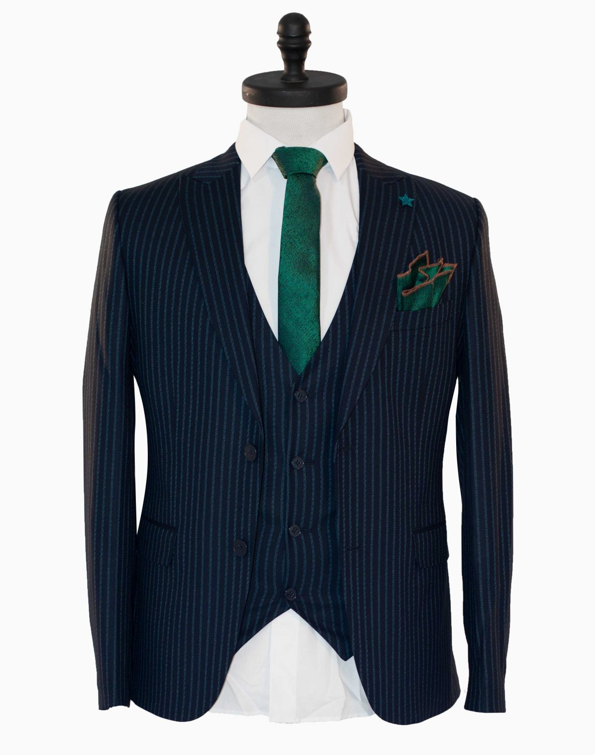 Costum Barbati Slim Fit Visiniu Lana (Copiază) 1200 Lei